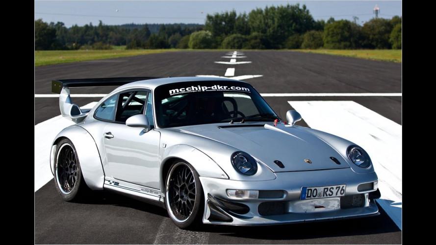 Porsche-Klassiker mit mehr Biss