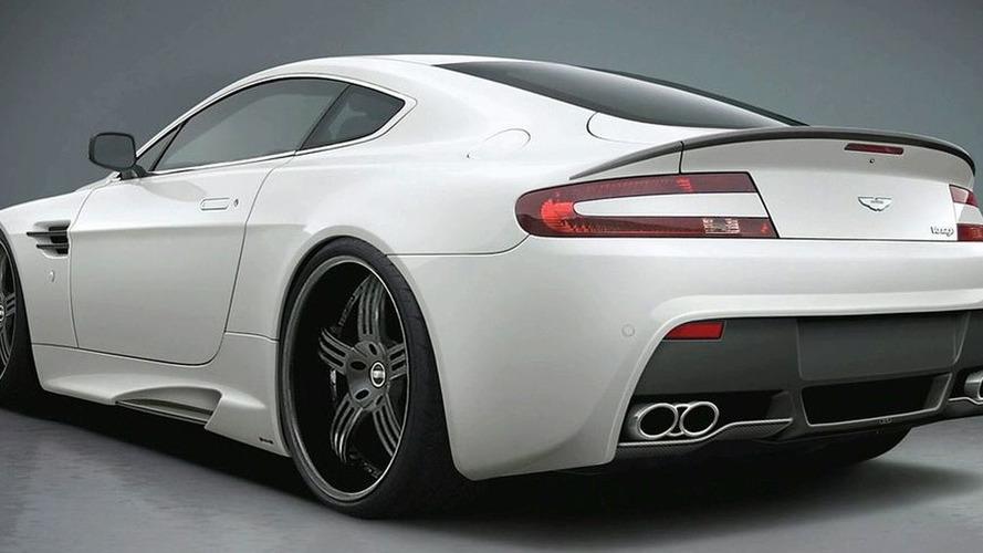 Premier4509 Announces Aston Martin Vantage Program