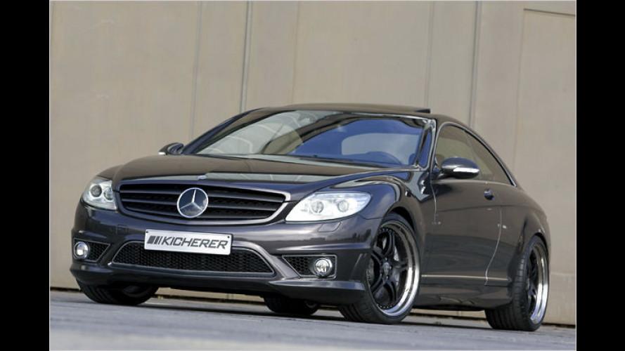 Kicherer veredelt das Mercedes CL 600 Coupé