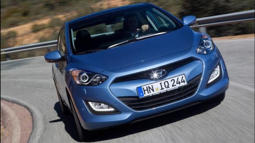 Hyundai i30 e i-oniq premiate all'Automotive Brand Contest 2012