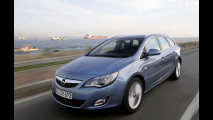 Opel Astra Sports Tourer, wagon flessibile