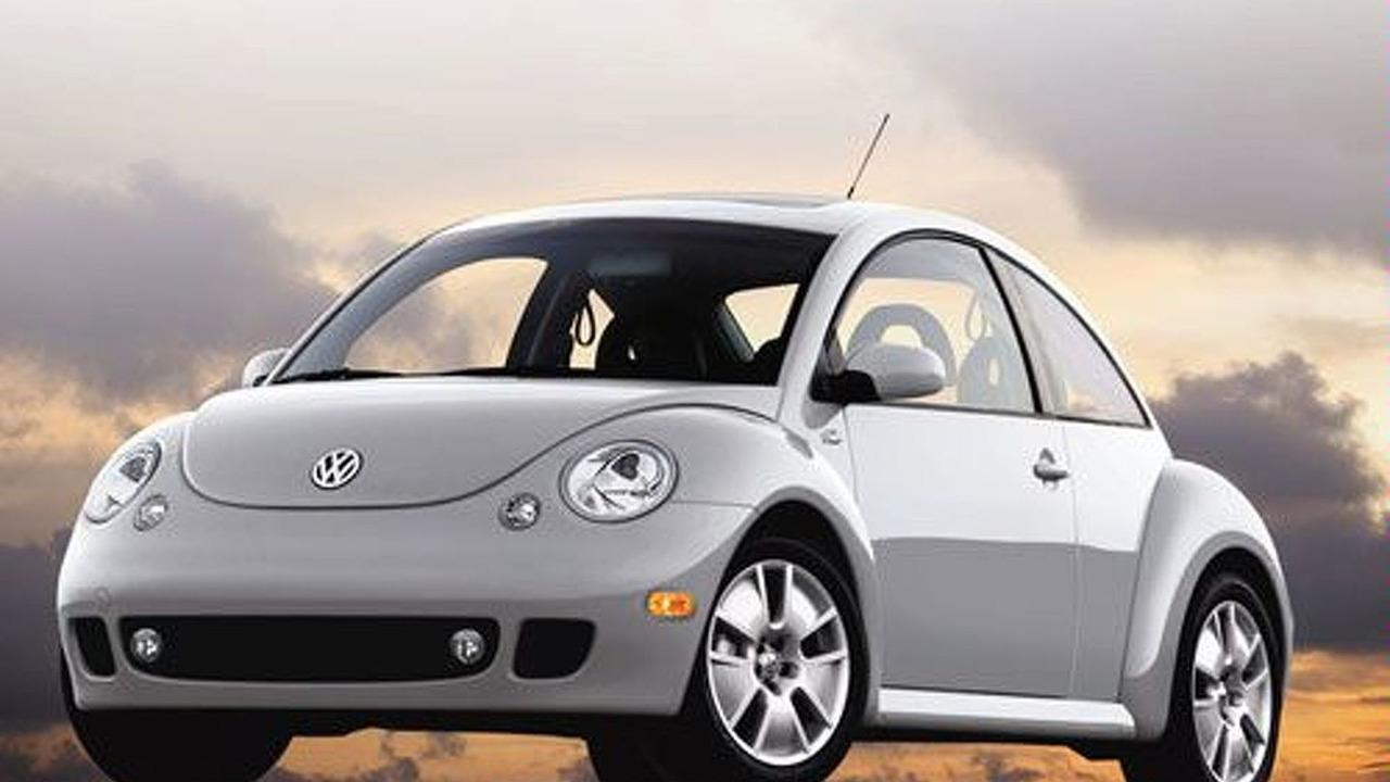 VW New Beetle Turbo S