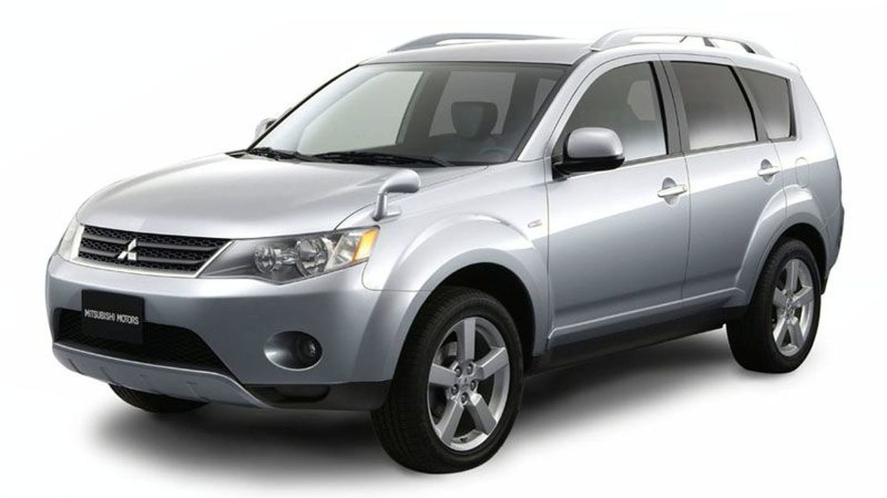 Mitsubishi Outlander, next generation SUV