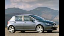 Peugeot pflegt den 307