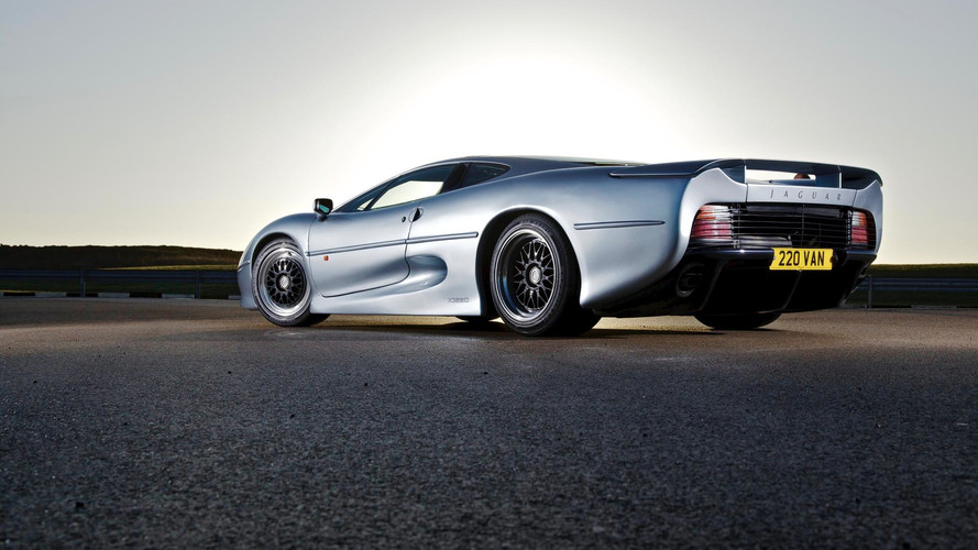 Everything You Need To Know About The Jaguar XJ220