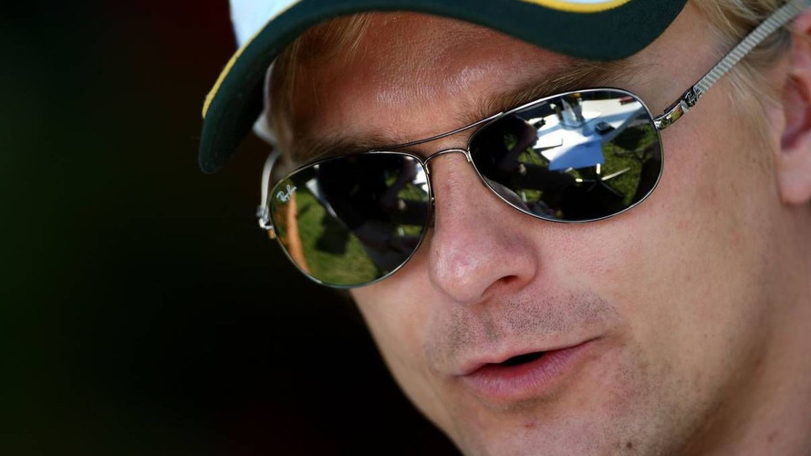 Kovalainen to sit out practice after coin toss