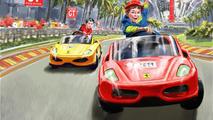 GT Junior, driving school for children, Ferrari World Abu Dhabi, 1600, 20.07.2010
