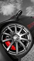 MR Car Design Black Rocco - VW Scirocco