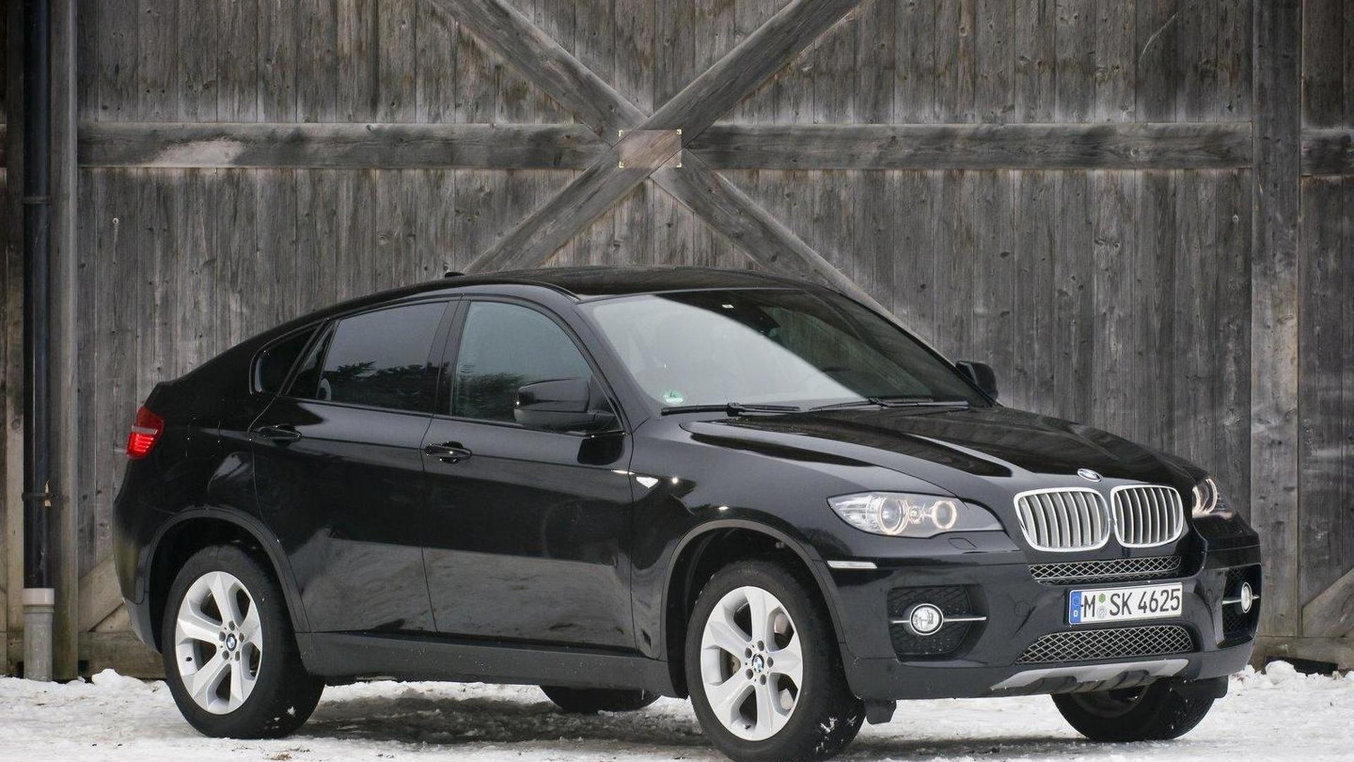 Bmw Offers 5 Seater X6 As Part Of New Options Package