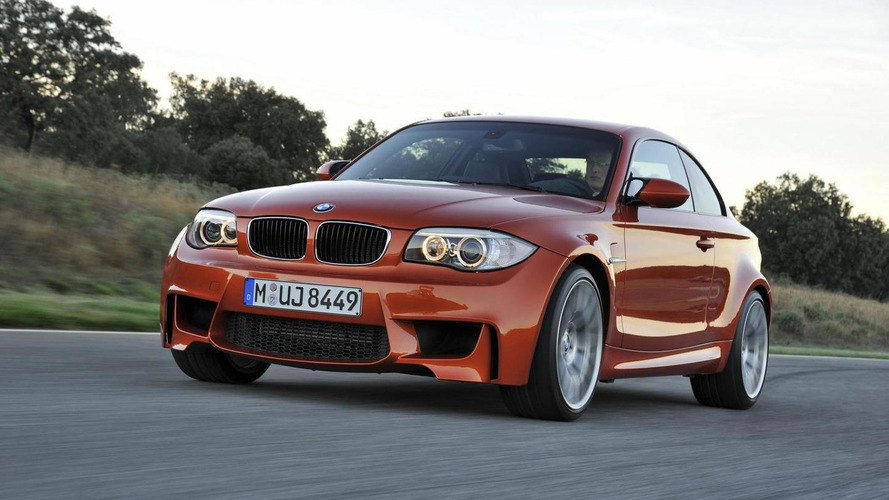 BMW 1-Series M Coupe successor coming in 2014 - report