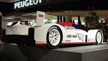 Peugeot 908 Diesel Le Mans Racer