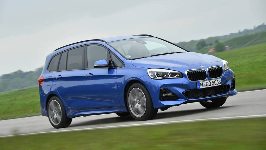 BMW 2 Series Active Tourer Gets The Mildest Of Facelifts [UPDATE]