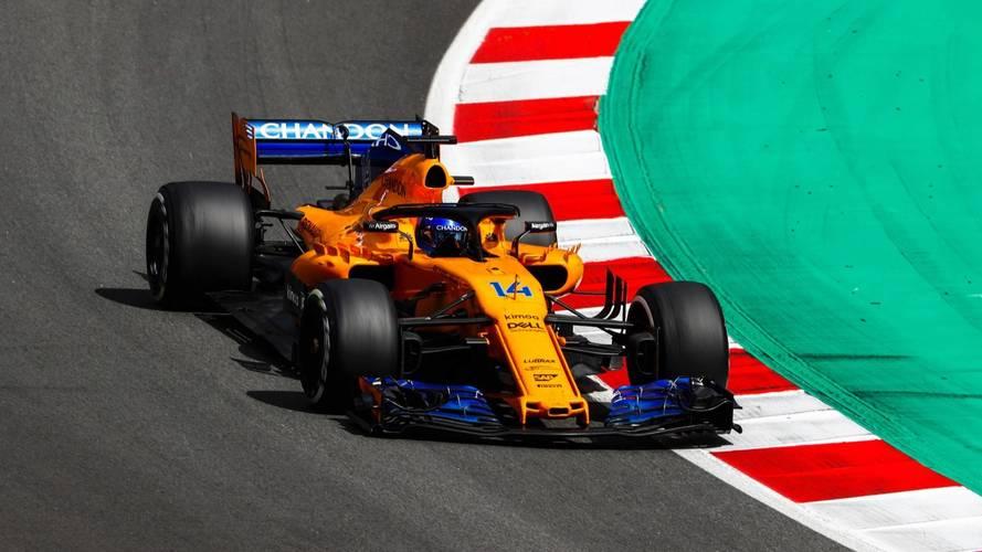 McLaren F1 team 2018