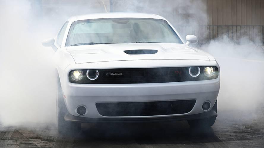Dodge Challenger R/T Scat Pack,