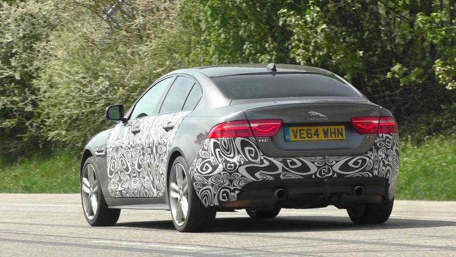 What Is Jaguar Cooking Up With This XE S Prototype?