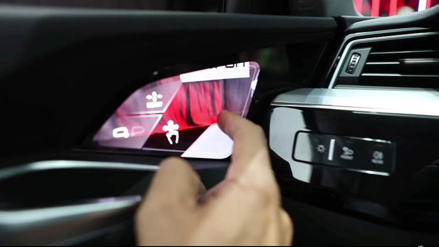 Take a better look at how Audi's virtual mirrors work
