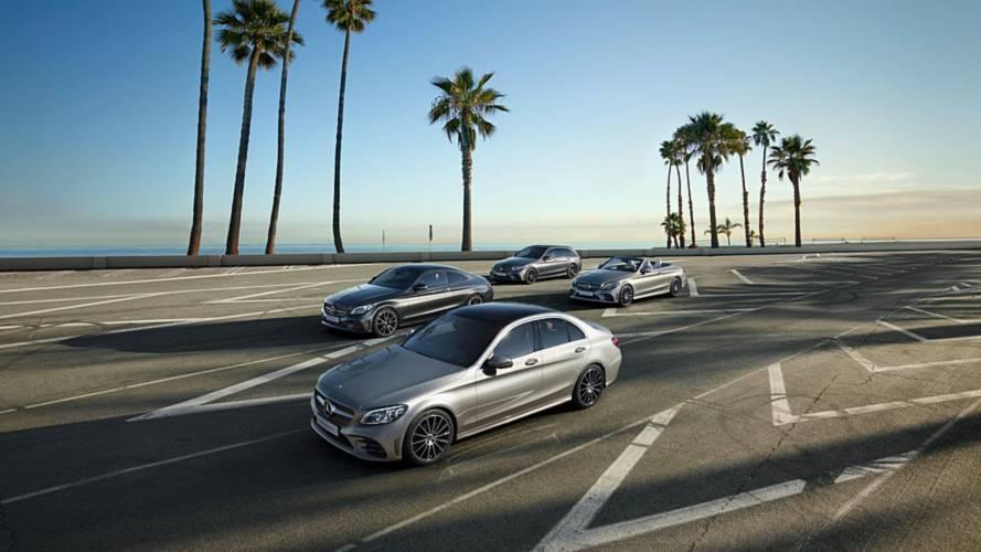 Belépőszintű variánssal gazdagodott az új Mercedes-Benz C-osztály