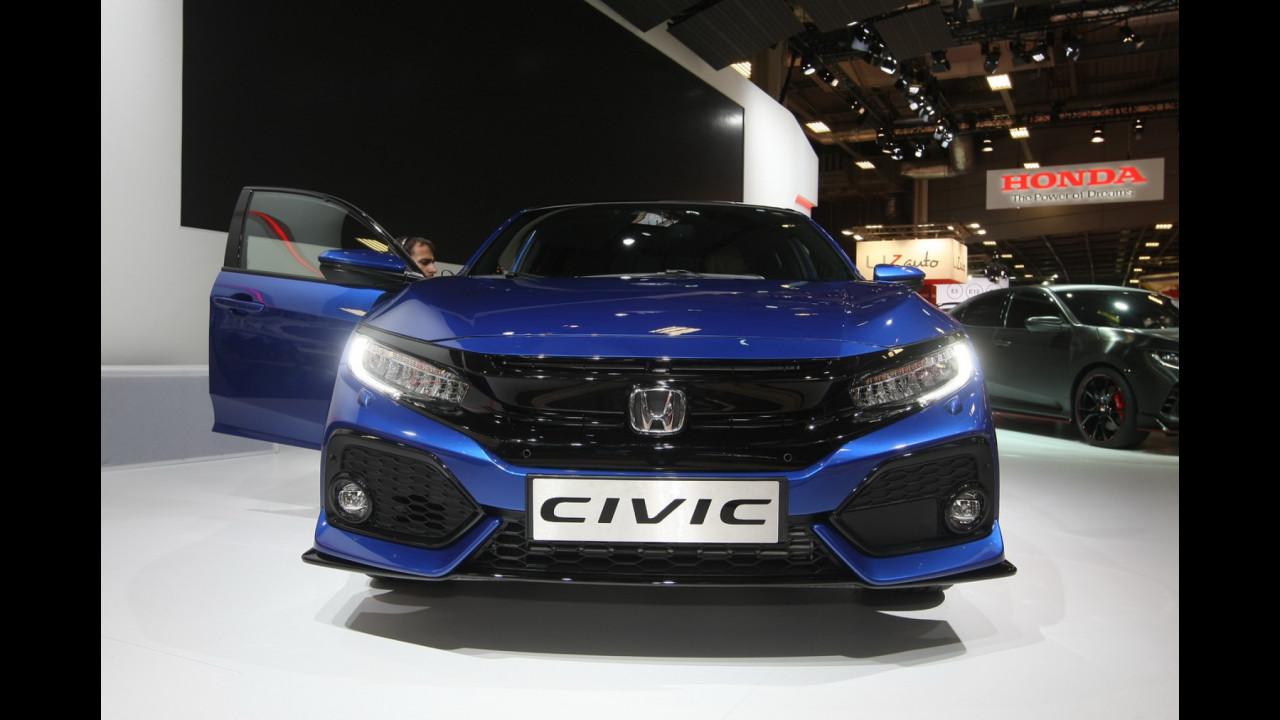 Honda al Salone di Parigi 2016 019