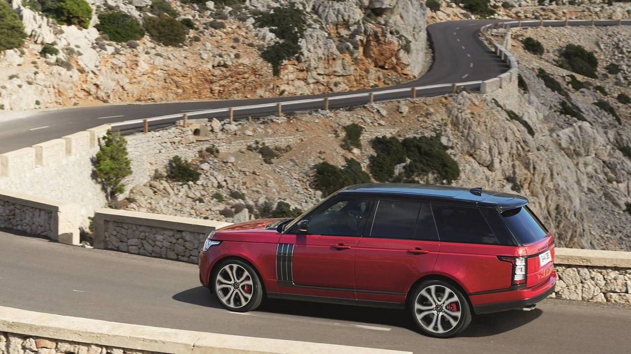 3. Land Rover Range Rover V8 Supercharged SV Autobiography LWB: Up to $234,002