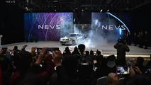 NEVS'in elektrikli sedanı 9-3'ün üretimi başladı