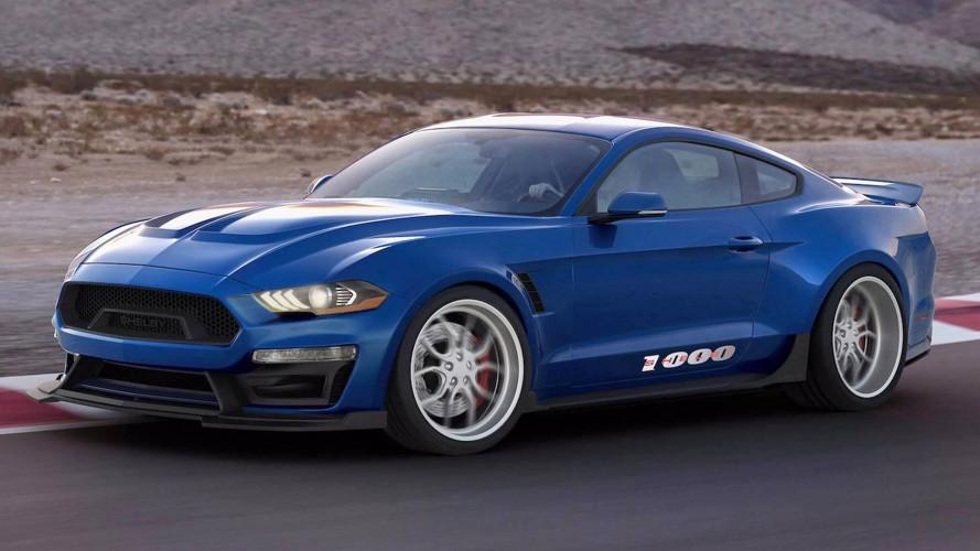 Nuova Shelby 1000 Come Ti Trasformo Una Mustang Motor1