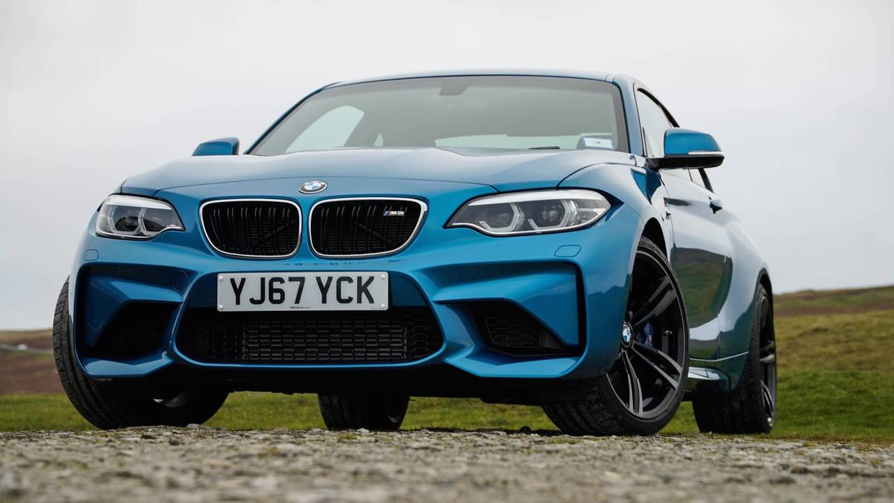 2017 bmw m2 first drive the best m car. Black Bedroom Furniture Sets. Home Design Ideas