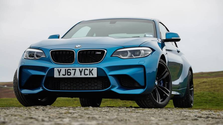 BMW M First Drive The Best M Car - Best small sports car