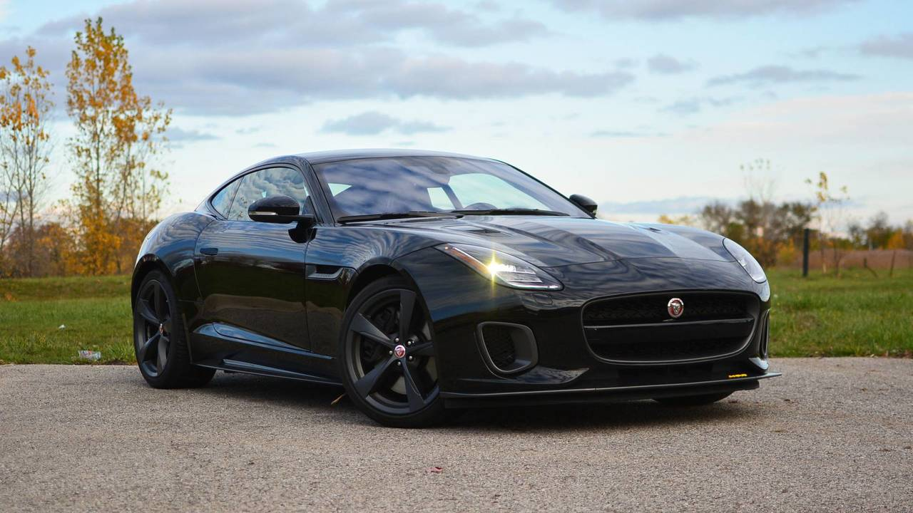 2018 jaguar f type 400 sport review more of a great thing. Black Bedroom Furniture Sets. Home Design Ideas