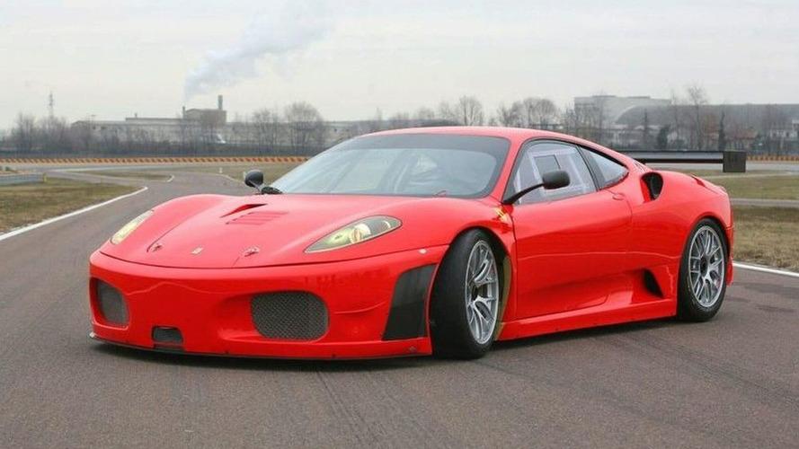First '08 Ferrari F430 GT2 Delivered
