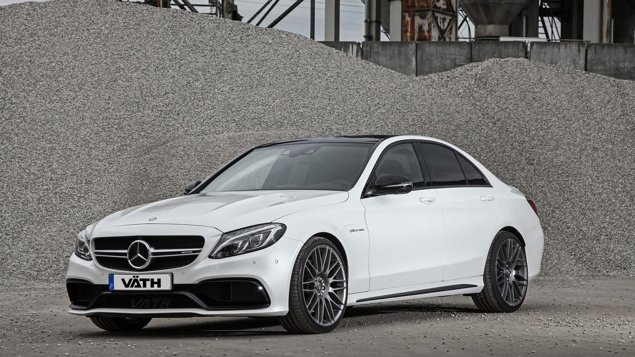 Mercedes-AMG C63 by VATH