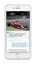 Motorsport.com News Digest for iPhone