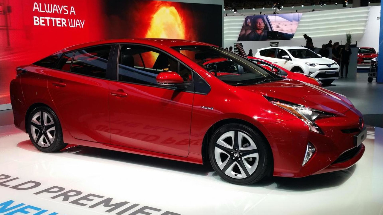 2016 toyota prius recalled for airbag that can partially for Toyota motor north america inc plano texas