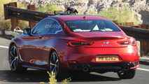 Infiniti Q60 Coupe spy photo
