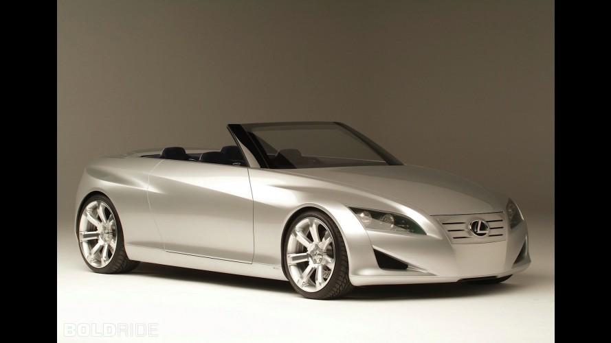 Lexus LF-C Concept