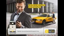 MyTaxi, la app di Mercedes