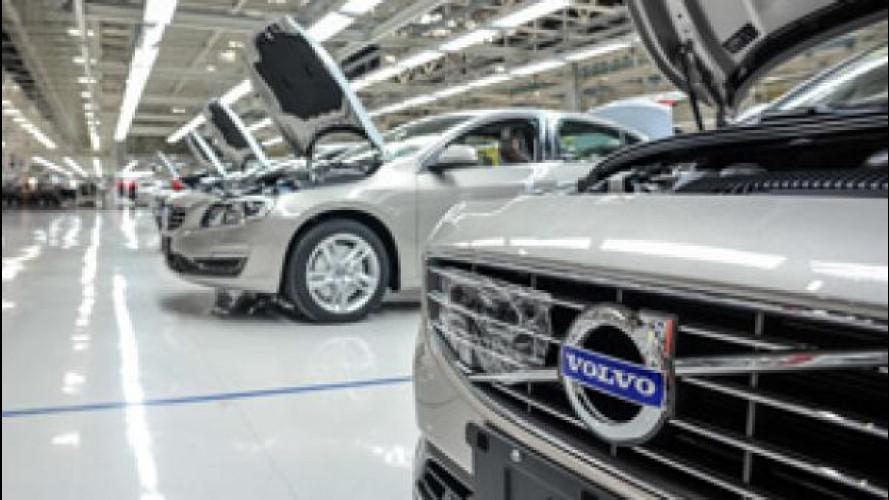 Volvo ora controlla le sue join venture cinesi