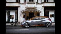 Nissan Sway concept, la Micra del futuro