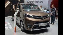 Toyota al Salone di Ginevra 2016