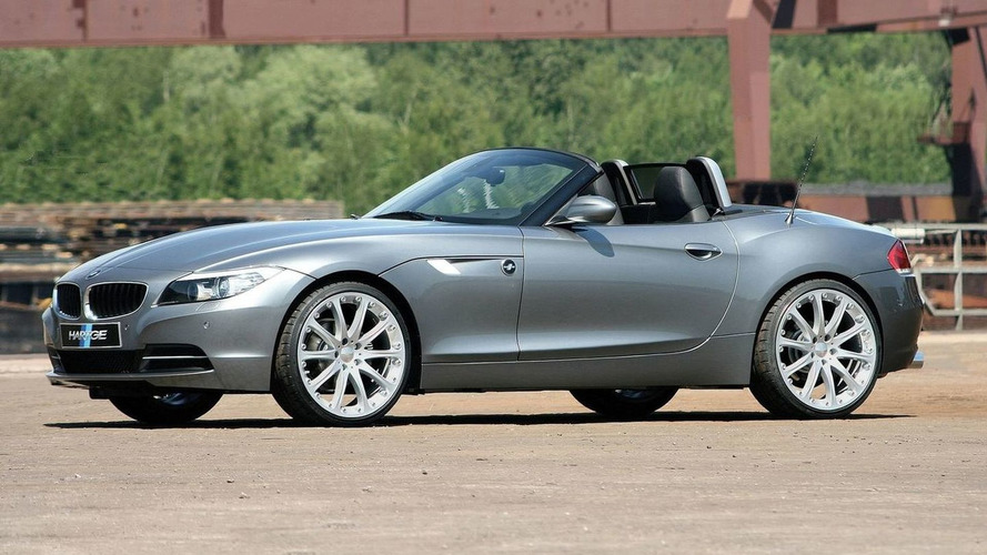 Hartge Wheels & Accessories for new BMW Z4