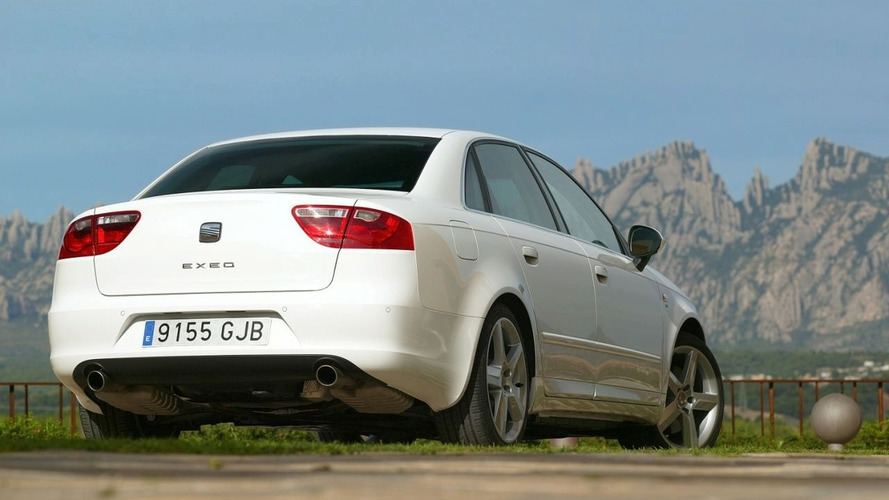 SEAT Exeo Pricing Announced for UK