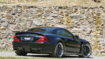 Black Saphir by INDEN-Design for Mercedes SL 63 AMG 28.07.2010
