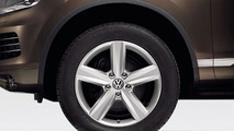 Volkswagen Touareg Exclusive Edition for Germany