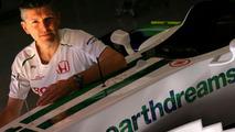Nick Fry - Honda Racing chief executive