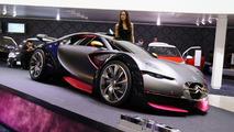 Citroen SURVOLT concept live in Geneva 02.03.2010