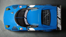 Lancia Stratos revival scale model in race livery, 1600, 30.11.2010
