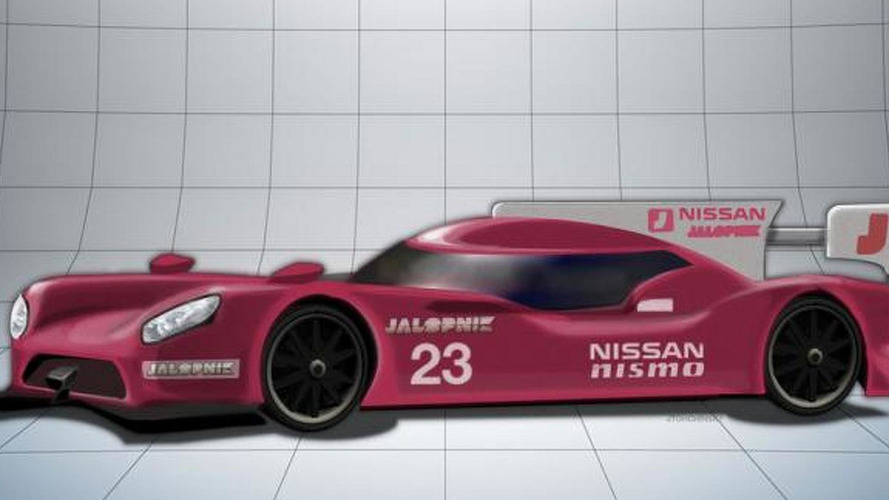 Nissan GT-R LM NISMO leaked, debuts next year at Le Mans