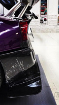 Pagani Zonda ZoZo returns in fresh pics showing carbon fiber cover on rear wheel arches