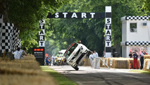 Nissan Juke NISMO RS record attempt at Goodwood