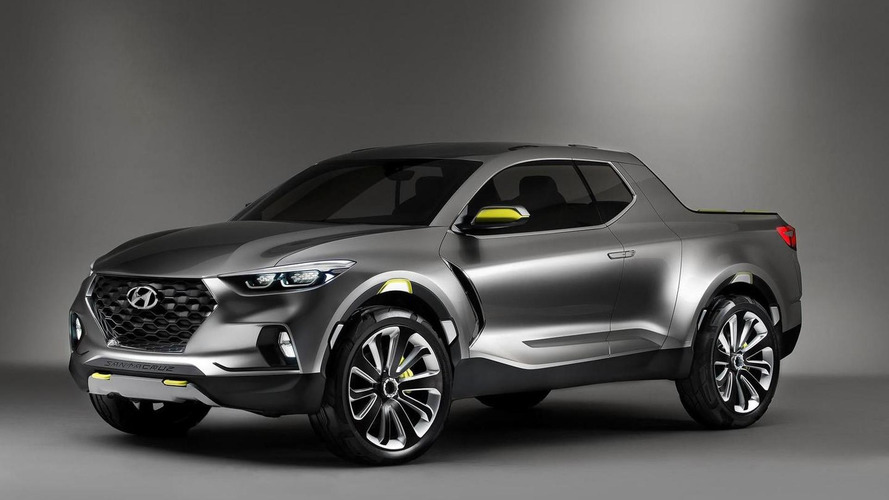 Hyundai Santa Cruz'un tasarımı bitmek üzere