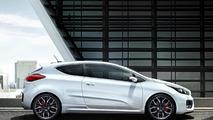 2013 Kia pro_cee'd GT leaked photo
